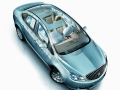英朗GT是上海泛亚技术中心基于通用DeltaⅡ平台上的最新成果,定位于中级车高端细分市场,对手锁定为丰田卡罗拉、大众速腾以及日产轩逸等车型。