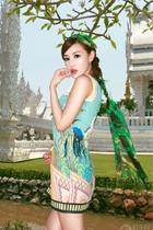 俏佳人的魅力泰国秀