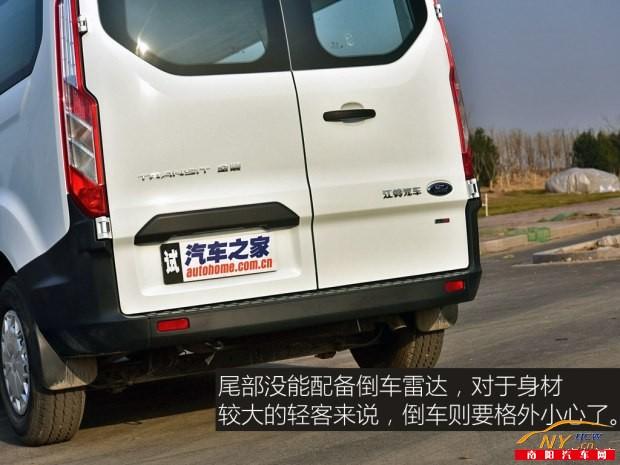 江铃福特 全顺 2017款 2.0t柴油多功能商用车中轴中顶 国v